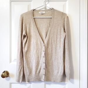 2/$20 Forever 21 Oatmeal Cardigan